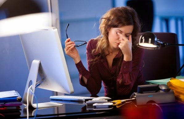 Ketegangan Bahu Dan Pinggang Dibalik Stres