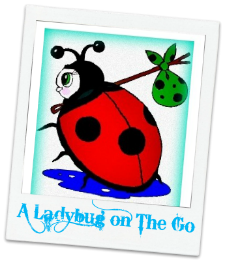 A Ladybug On The Go