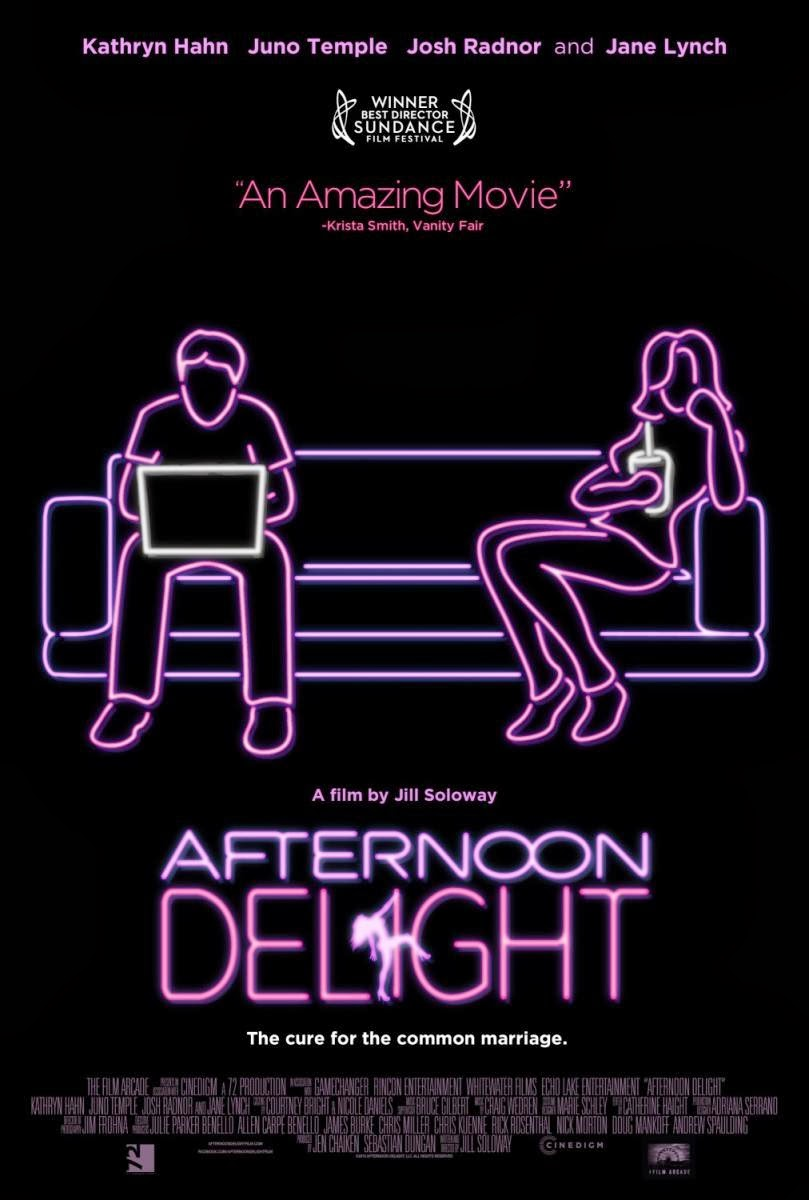 Afternoon Afternoon Delight (2013) Español Subtitulado