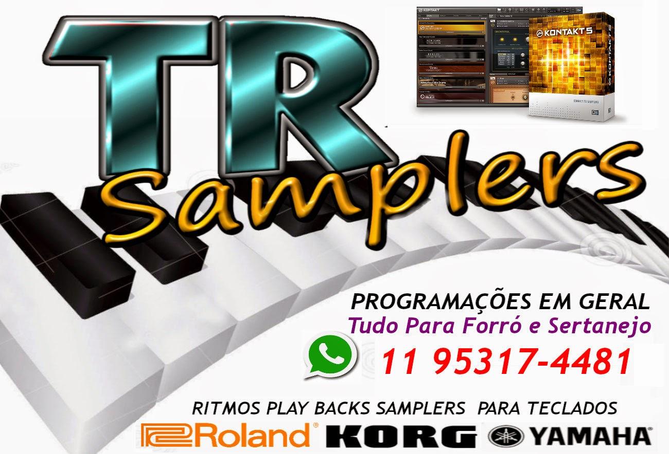 TR SAMPLERS