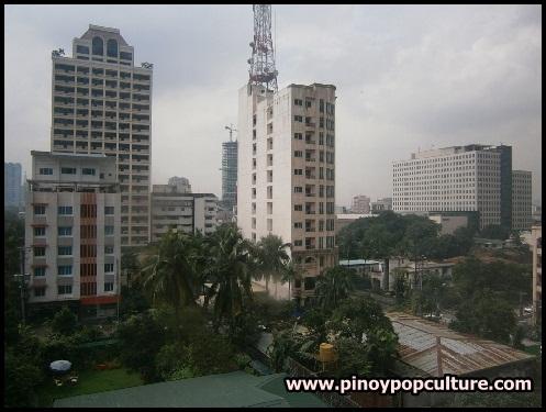 150 Corporate Center, Panay Avenue, EDSA, Sgt. Esguerra Ave., Kahit Puso'y Masugatan, Andi Eigenmann, Jake Cuenca, ABS-CBN, ELJ Building