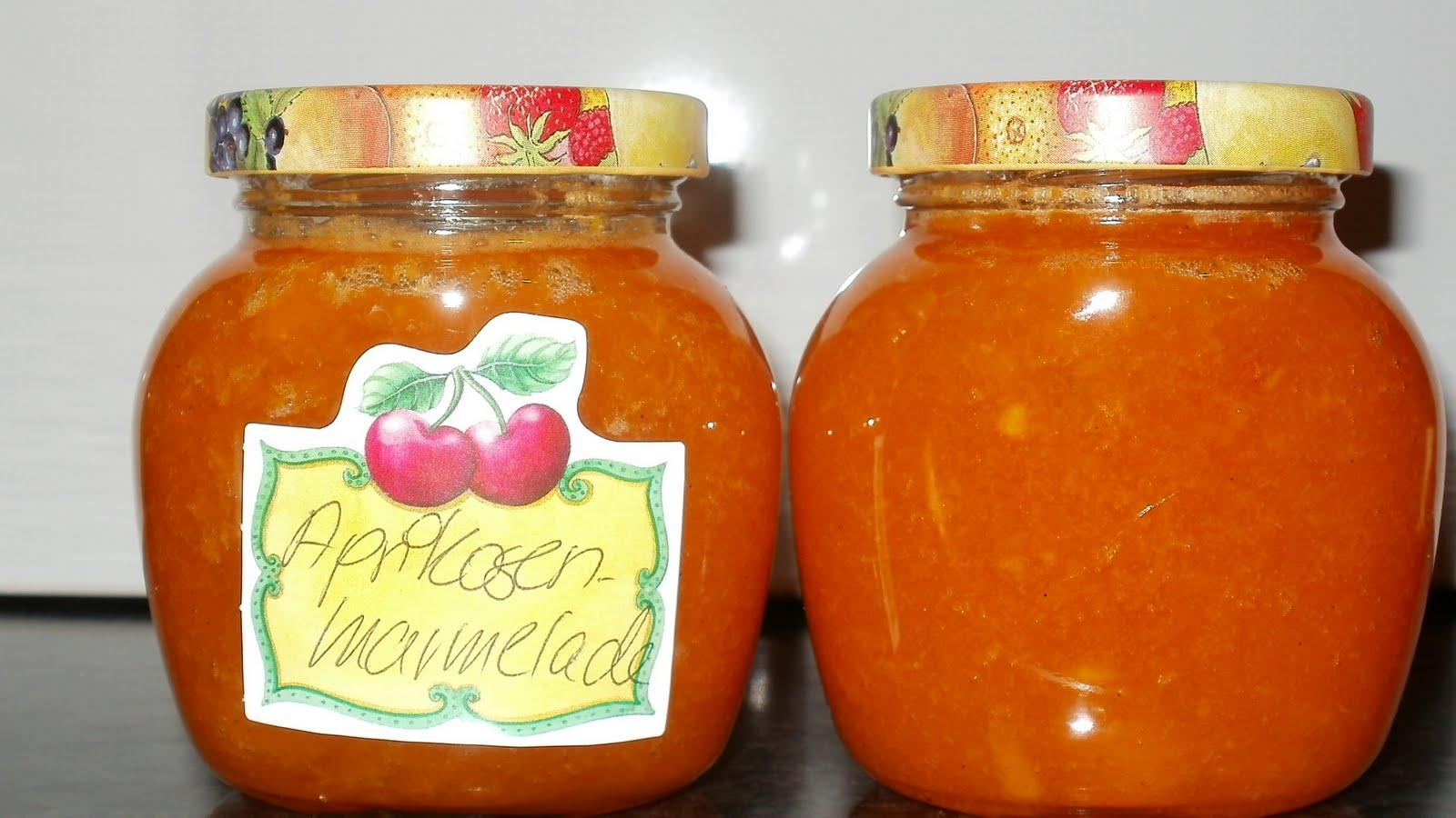Aprikosenmarmelade Mit Ingwer : verboten gut aprikosenmarmelade mit vanille zimt ~ Lizthompson.info Haus und Dekorationen