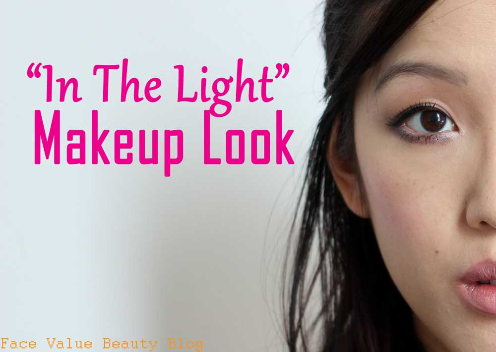 Natural Makeup Look with Stila In The Light Palette!