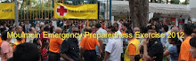 Moulmein Emergency Preparedness Exercise 2012