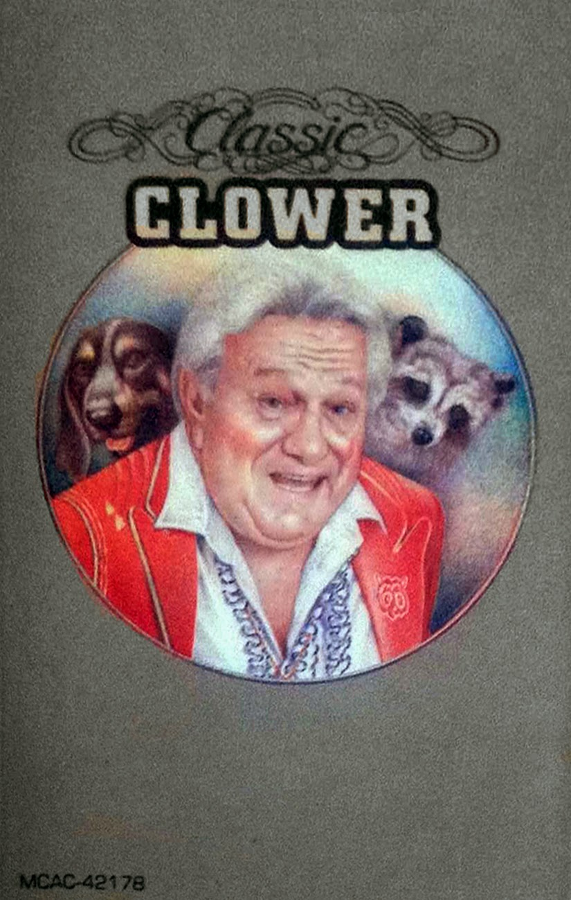 Vintage stand up comedy jerry clower live from the stage of the classic clower 1988 arubaitofo Image collections