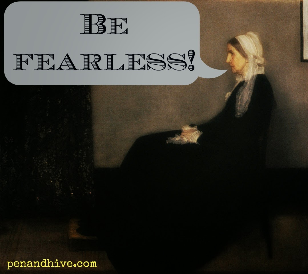 advice from whistler's mother