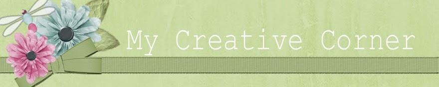 My Creative Corner!