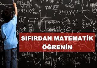 sıfırdan matematik