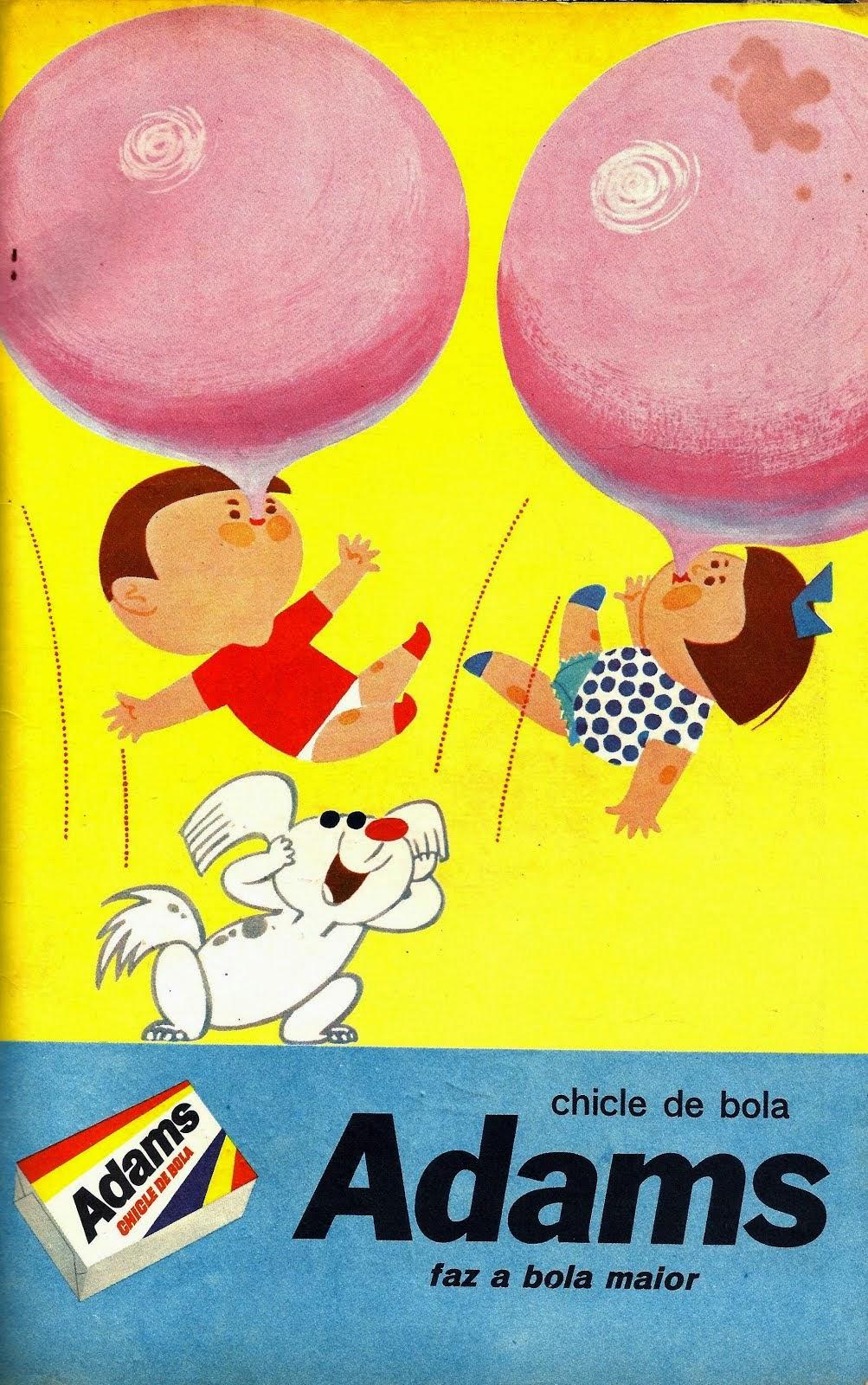 CHICLE DE BOLA ADAMS