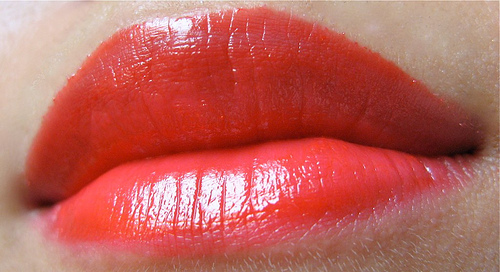 Quick tips on Red Lips