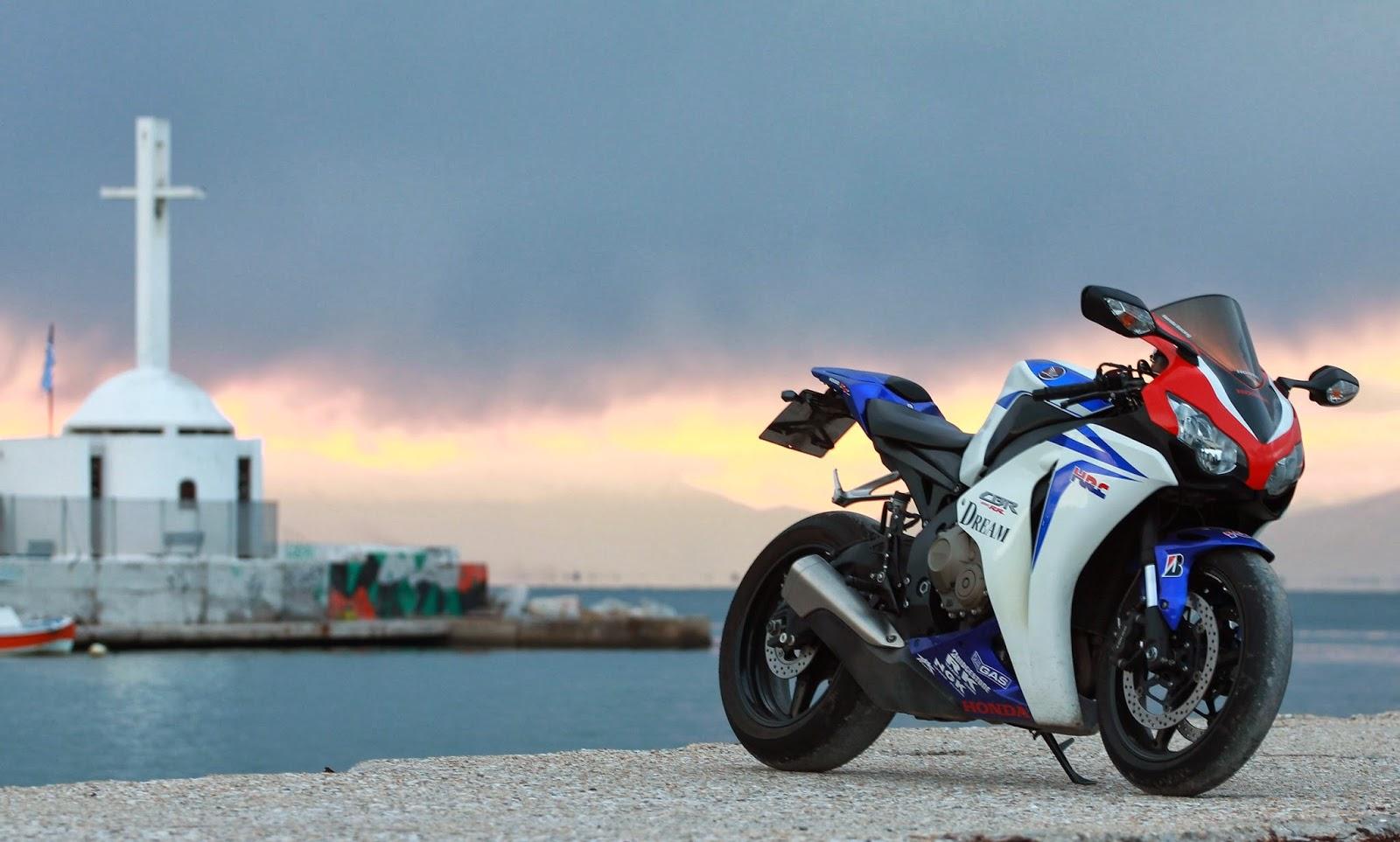 Bike & Cars HD Wallpapers Honda HRC 1000R Motorcycle HD