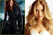 3. Black Widow diperankan oleh Scarlett Johansson