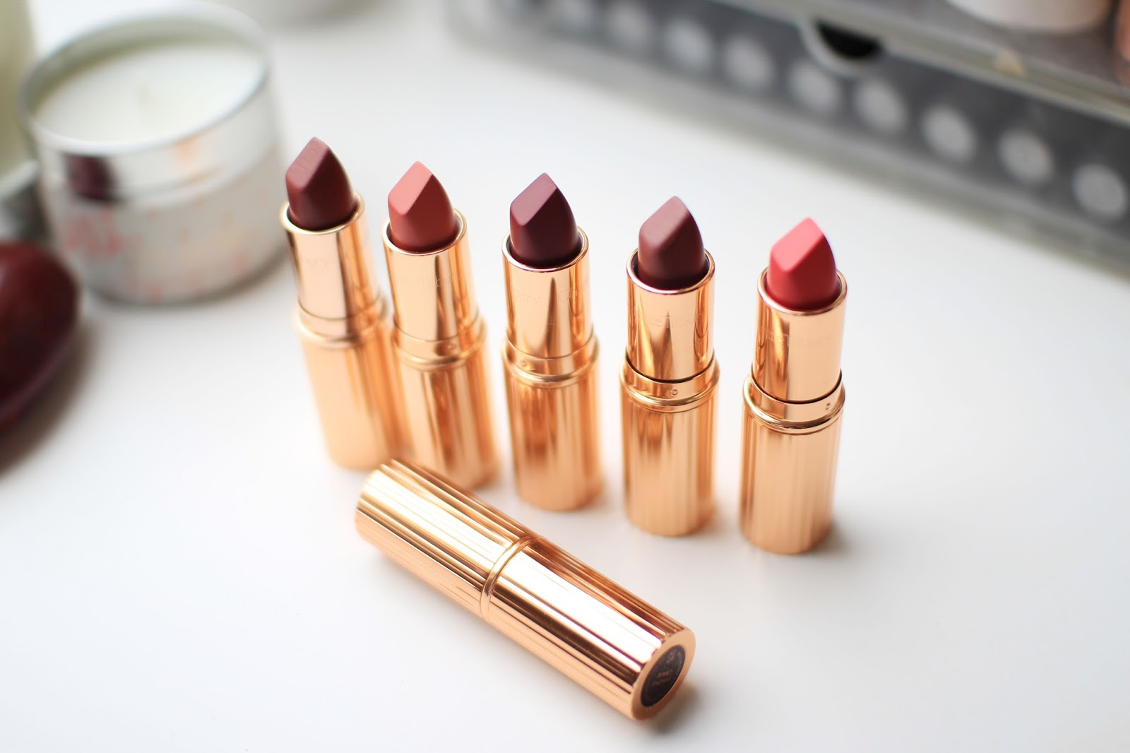 Matte Revolution from Charlotte Tilbury