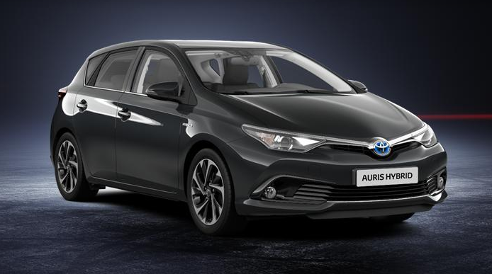 Toyota Auris Ii Restylee 2018 Couleurs Colors