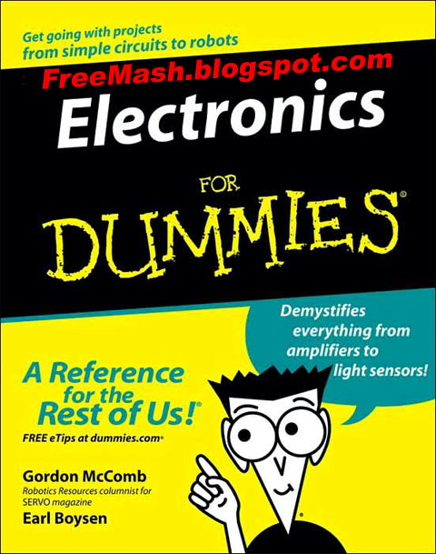 Electronics For Dummies PDF Ebook Free Download