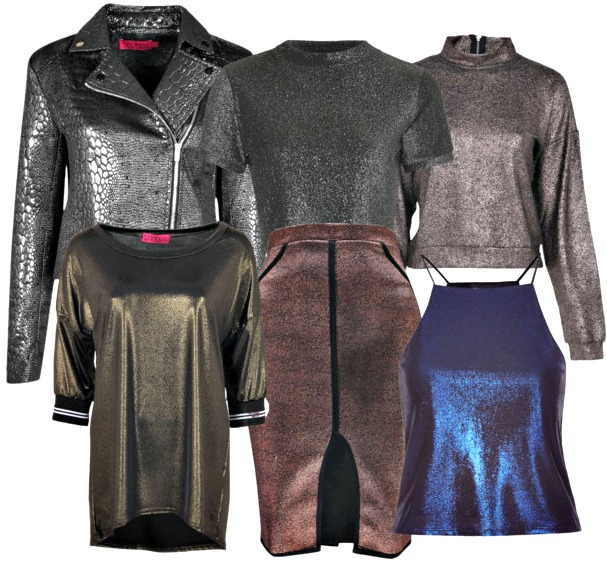 Trend Report Fall 2014 Metallics