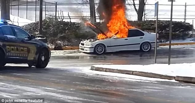 Σοκαρισμένοι κάτοχοι BMW σε όλο τον Κόσμο. Παίρνουν Φωτιά χωρίς λόγο, ακόμη και παρκαρισμένες με ΚΛΕΙΣΤΗ τη Μηχανή!