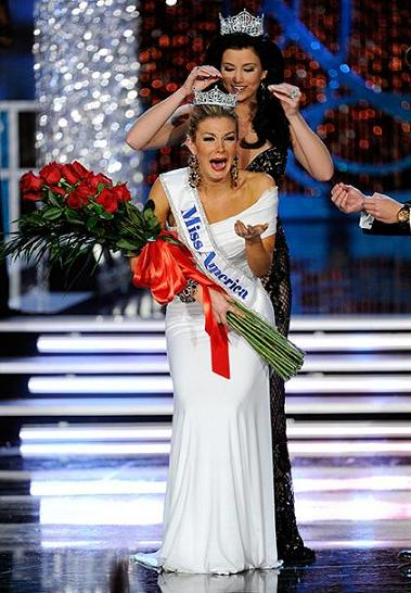 Mallory Hagan Miss America 2013