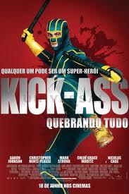 Kick-Ass – Quebrando Tudo – AVI Dual Áudio + RMVB Dublado