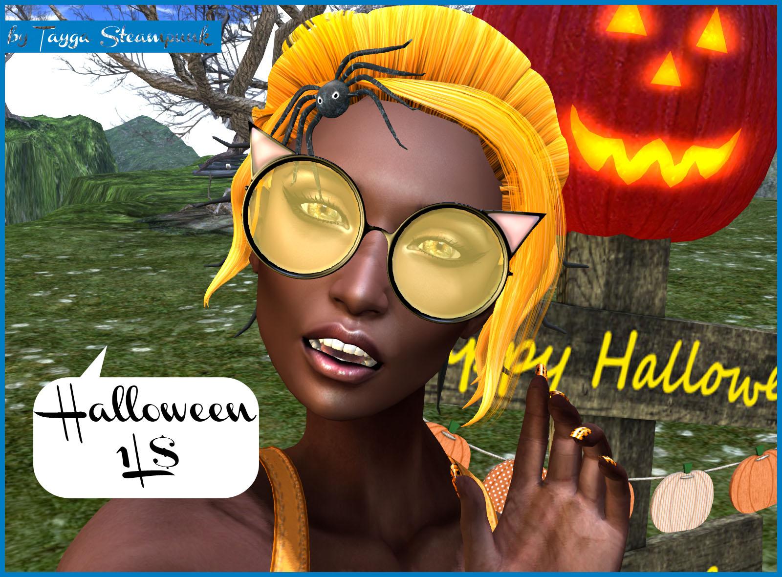 TS#7 Post Halloween