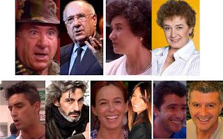 Alfredo Landa, Beatriz Carvajal, Lydia Bosch, Jesús Cisneros, Micky Molina