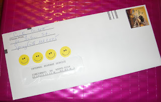 IRS Envelope