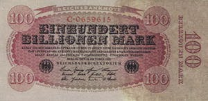 Germany (100,000,000,000,000 drachmai)