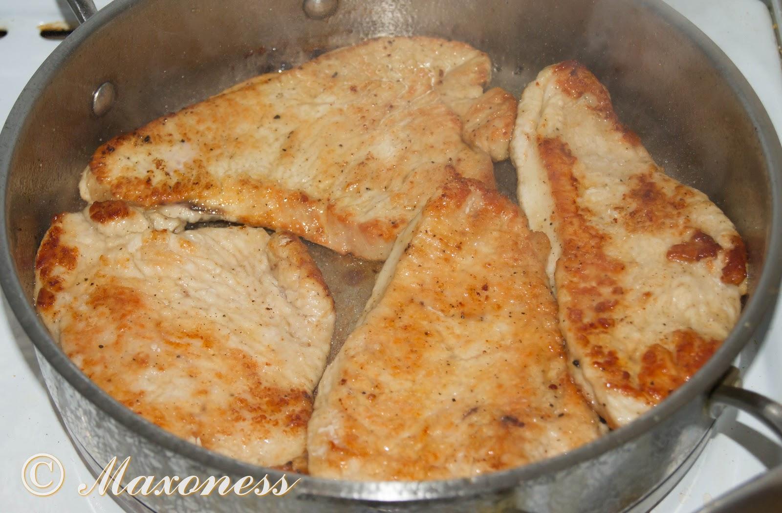Рецепт горячего из индейки