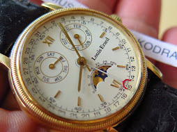 LOUIS ERARD POINTER DATE MOONPHASE - AUTOMATIC