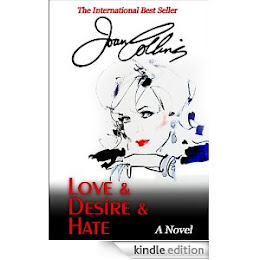 ORDER JOAN'S 2ND NOVEL.'LOVE, DESIRE & HATE' NOW ON KINDLE!