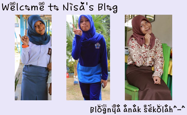 Welcome to Nisa's Blog^-^