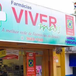 Farmácia Viver Mais- 43- 3623 1240