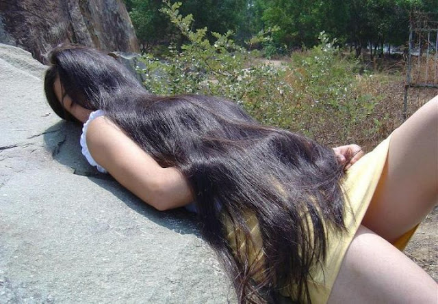 long hair blanket