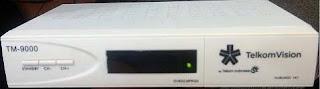 Decoder Receiver Telkom Vision Mpeg4