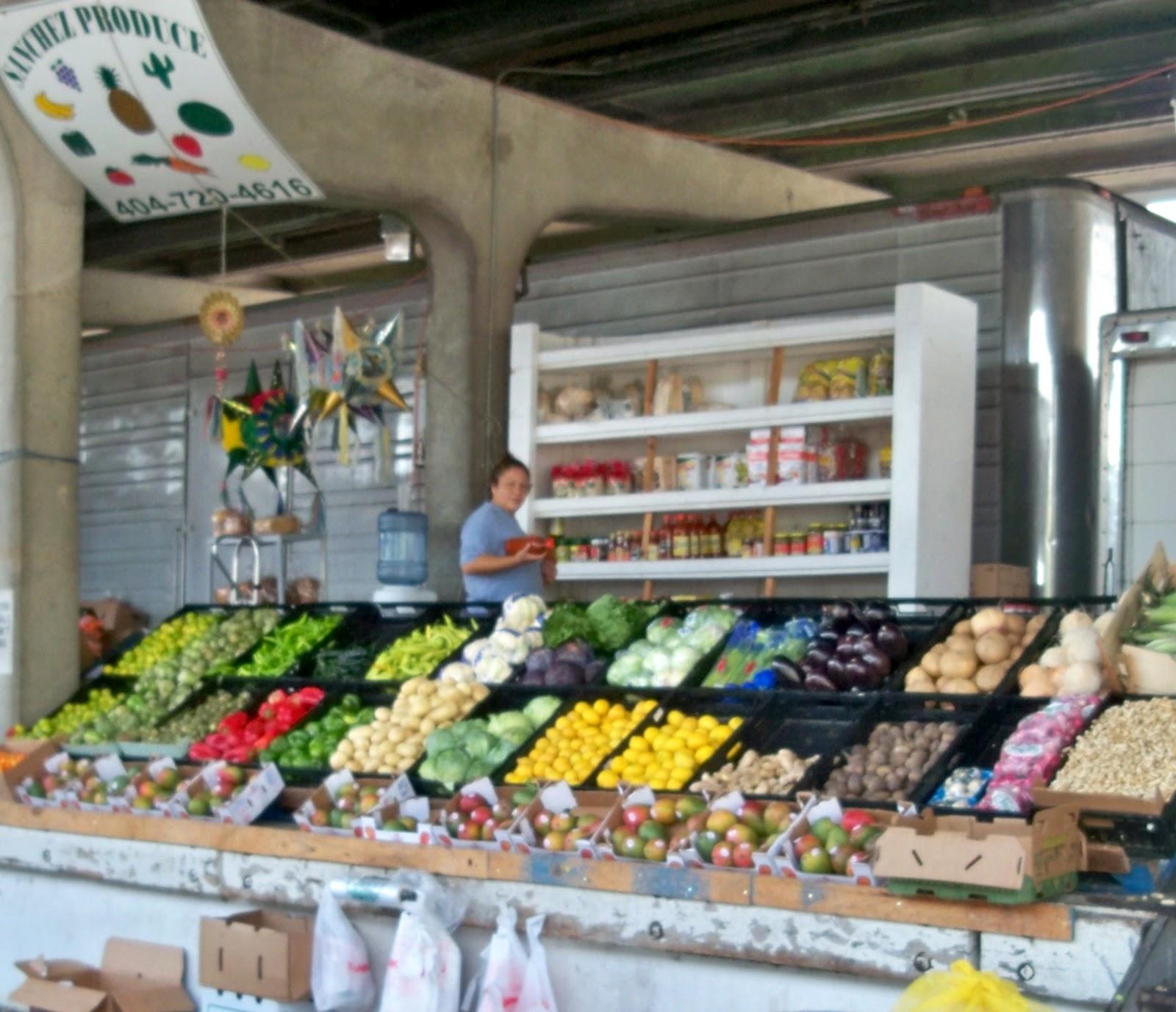 Farmers Market Ga