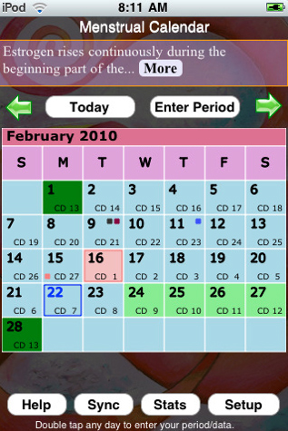 menstrual-calender-iphone-app