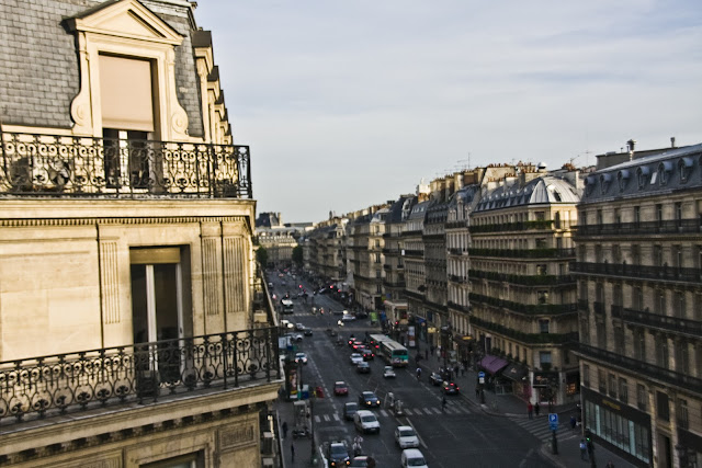 Opera District Paris