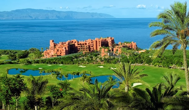 The ritz carlton abama golf spa resort tenerife luxury for Teneriffa design hotel