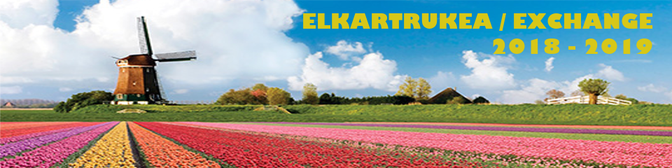 ELKARTRUKEA / EXCHANGE - 2018/2019