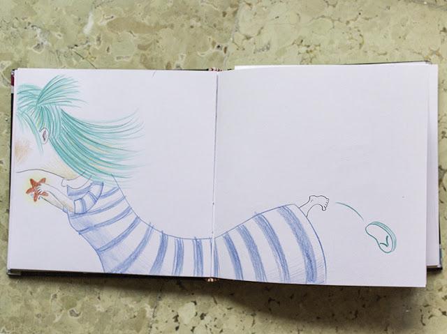 Mar Villar - Cuaderno: Estrellita de mar