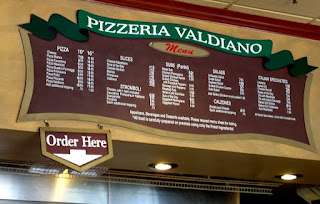 Pizzeria Valdiano in Winter Park