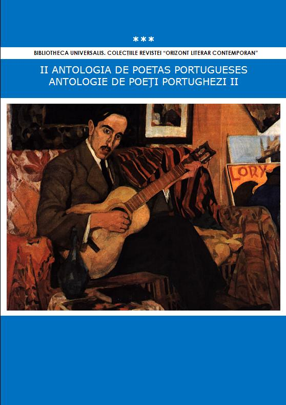 """Coordenação da II Antologia de Poetas Portugueses """"Pela Infinita Noite"""", na Roménia, 2019"""