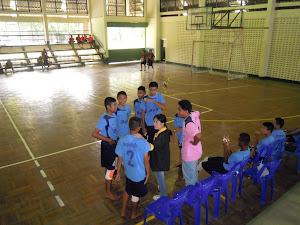 กีฬานักเรียนอำเภอจอมบึง ประเภท วอลเล่ย์บอล ระดับมัธยมศึกษา