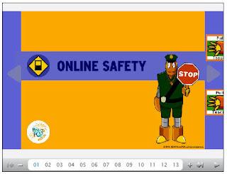 BrainPop Online Safety