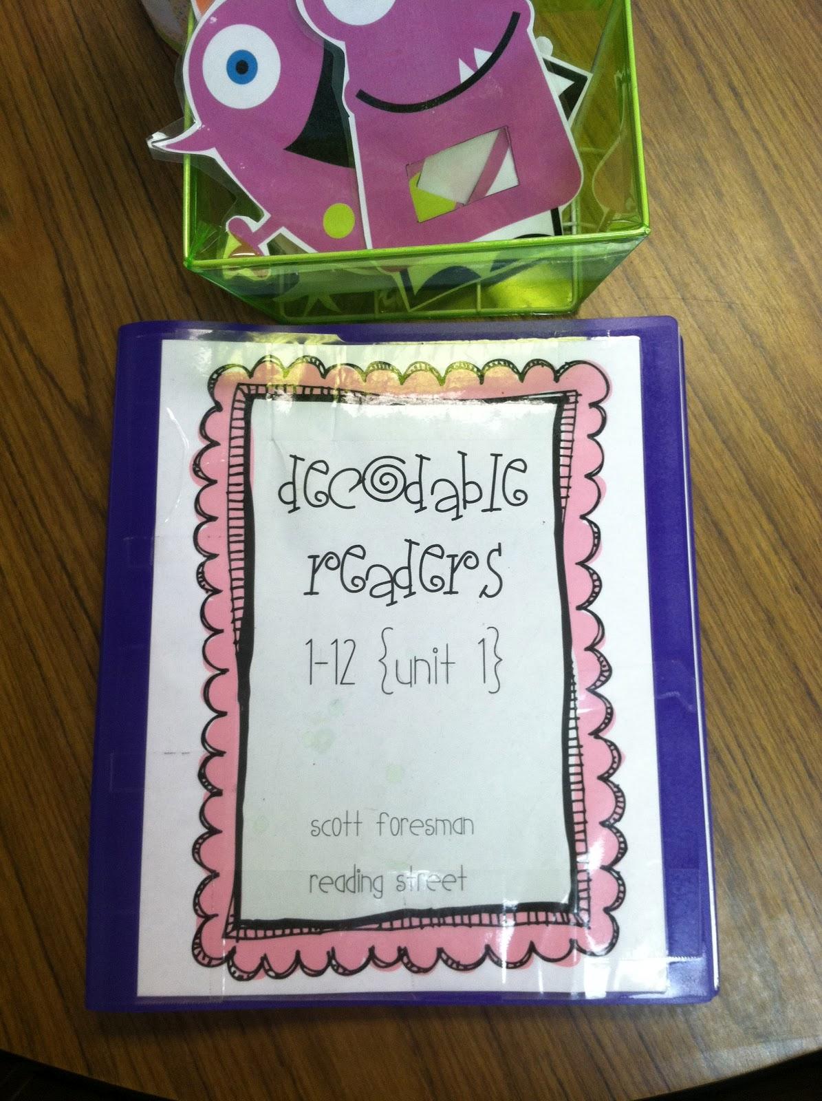 Reading Street First Grade Readiness Unit - reading street homeschool ...