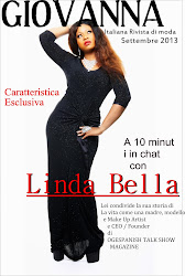 Giovanna chat con London Based Model & CEO / PROPRIETARIO DI OGESPANISH TALK SHOW MAGAZINE -LINDA B