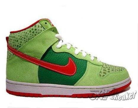 check out e6c08 9d19a High Tops Nike Dunk Pro SB - Motley Crue Dr Feel Good