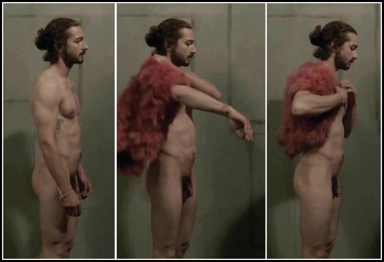 Shia Labeouf Naked Nude
