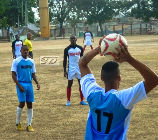 Santiago de Cuba se estrenó con goleada sobre Mayabeque