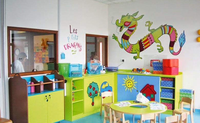 Bri-coco de Lolo: Idées de décoration pour une garderie